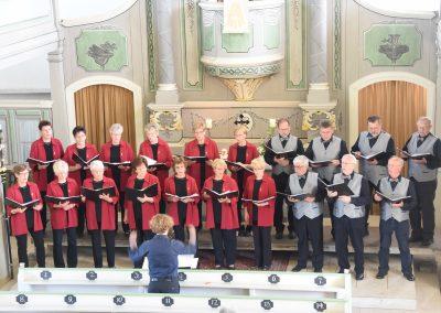 06.05.18 Blütenfest Kirche Sornzig